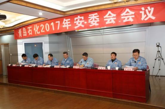 公司召开二〇一七年HSE委员会会议